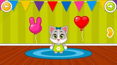 儿童游戏:生日