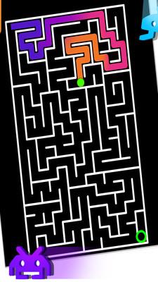 高级游戏迷宫