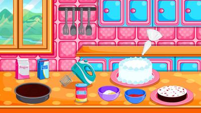 面包烘焙游戏