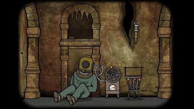 立方逃脱:洞穴