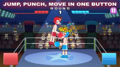拳击对决:双人