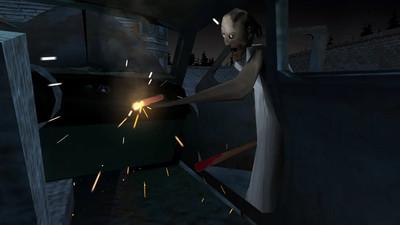 《恐怖奶奶》系列的密室逃脱小游戏