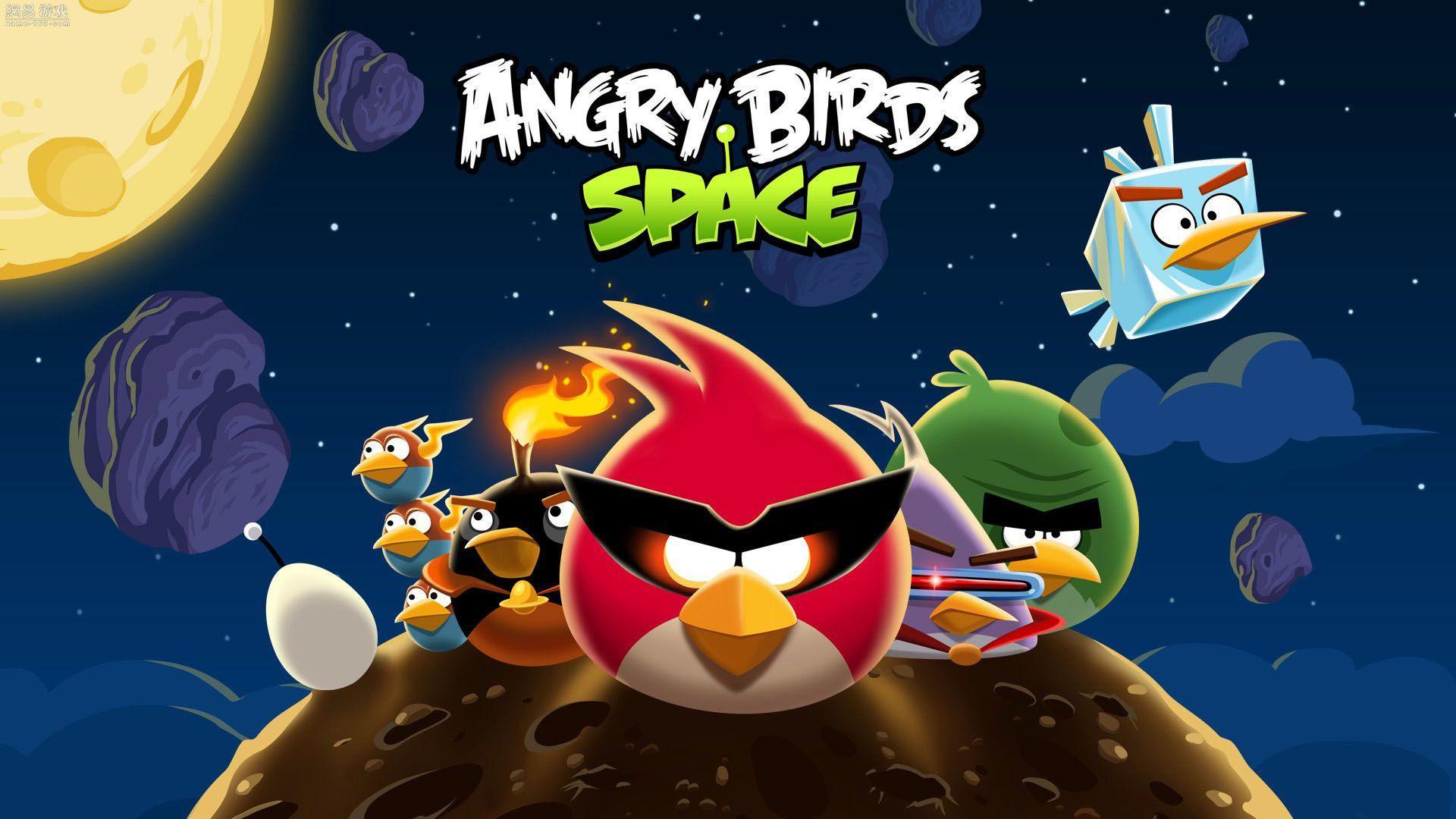 经典IP《愤怒的小鸟》系列游戏合集