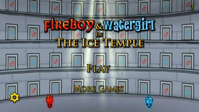 森林冰火人3:冰封神殿