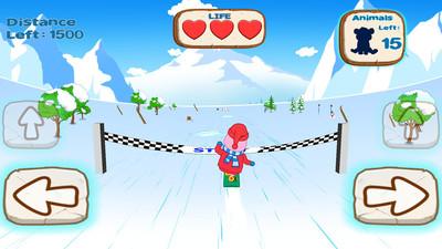 河马佩奇滑雪大冒险