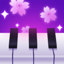 动漫钢琴块