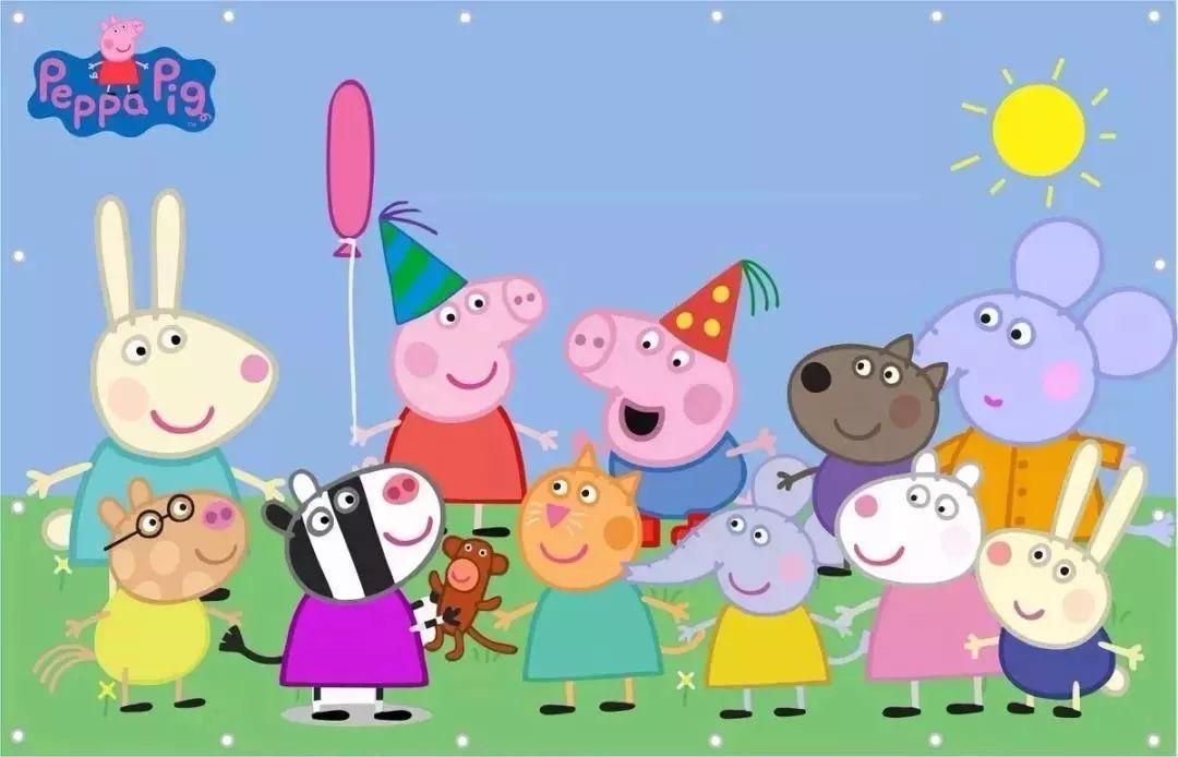 儿童喜爱《小猪佩奇》系列益智游戏合集